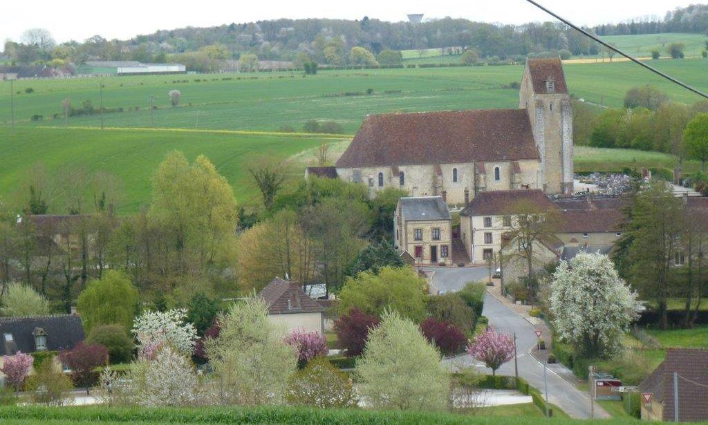 Commune de Sainte Céronne Lès Mortagne